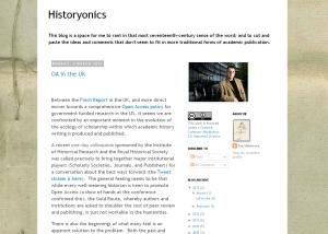 Historyonics