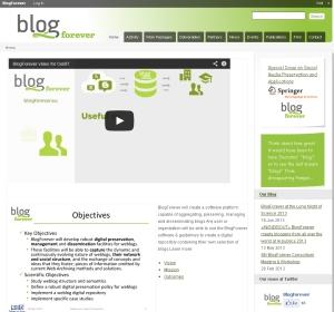 Blog Forever